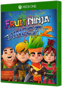 Fruit Ninja Kinect 2 Xbox One Cover Art