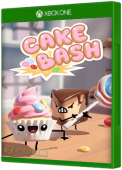 Cake Bash Xbox One Cover Art