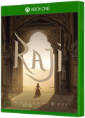 Raji: An Ancient Epic Xbox One Cover Art