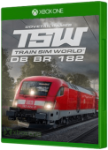 Train Sim World: DB BR 182 Loco Xbox One Cover Art