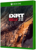 DiRT Rally 2.0: Monte Carlo Rally Xbox One Cover Art