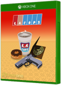 LA Cops Xbox One Cover Art