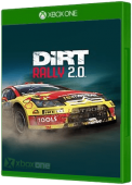 DiRT Rally 2.0: Citroën C4 Rally Xbox One Cover Art