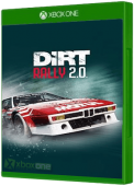 DiRT Rally 2.0: BMW M1 Procar Rally Xbox One Cover Art