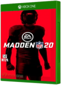 Madden NFL 20 video game, Xbox One, xone