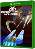Zeroptian Invasion Xbox One Cover Art