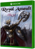 Royal Assault Xbox One Cover Art