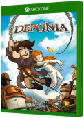 Deponia Xbox One Cover Art