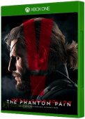Metal Gear Solid V: The Phantom Pain Xbox One Cover Art