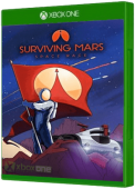Surviving Mars - Space Race Xbox One Cover Art