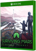 Surviving Mars - Green Planet Xbox One Cover Art