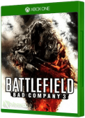 Battlefield Bad Company 3 video game, Xbox One, xone