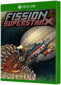 Fission Superstar X Xbox One Cover Art