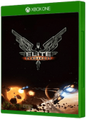 Elite: Dangerous Xbox One Cover Art