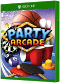Party Arcade Xbox One Cover Art