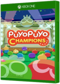 Puyo Puyo Champions Xbox One Cover Art