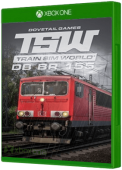 Train Sim World: DB BR 155 Loco Xbox One Cover Art