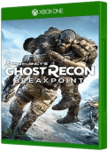 Tom Clancy's Ghost Recon Breakpoint Xbox One Cover Art