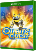 Qubit's Quest Xbox One Cover Art