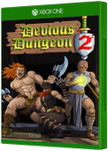Devious Dungeon 2 Xbox One Cover Art
