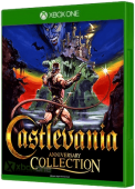 Castlevania Anniversary Collection Xbox One Cover Art
