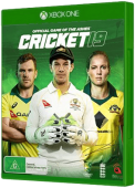 Cricket 19 - The Official Game of the Ashes Xbox One Cover Art