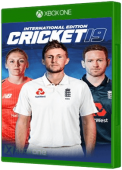 Cricket 19 Xbox One Cover Art
