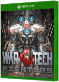 War Tech Fighters Xbox One Cover Art