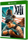 XIII Xbox One Cover Art