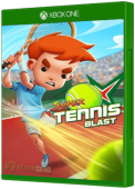 Super Tennis Blast Xbox One Cover Art