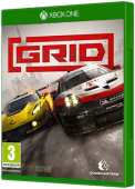 GRID 2019 Xbox One Cover Art