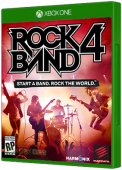 Rock Band 4 Xbox One Cover Art