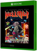 HELLMUT: THE BADASS FROM HELL Xbox One Cover Art