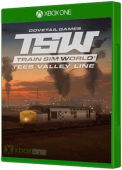 Train Sim World: Tees Valley Line Xbox One Cover Art