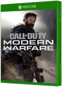 Call of Duty: Modern Warfare Xbox One Cover Art