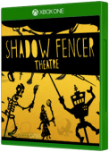 Shadow Fencer Theatre Xbox One Cover Art