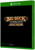 Big Buck Hunter: Arcade Xbox One Cover Art
