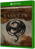 The Elder Scrolls Online: Tamriel Unlimited - Elsweyr Xbox One Cover Art