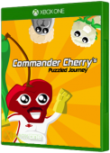 Commander Cherry's Puzzled Journey Xbox One Cover Art