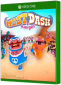 Must Dash Amigos Xbox One Cover Art