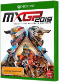 MXGP 2019 Xbox One Cover Art