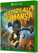 Destroy All Humans! video game, Xbox One, xone