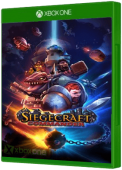 Siegecraft Commander Xbox One Cover Art