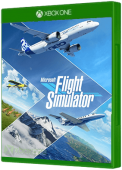 Microsoft Flight Simulator video game, Xbox One, Xbox Series X|S