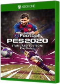 eFootball PES 2020 video game, Xbox One, xone