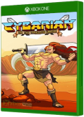 Cybarian: The Time Traveling Warrior Xbox One Cover Art