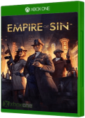 Empire of Sin Xbox One Cover Art