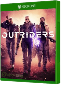 Outriders Xbox One Cover Art