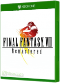 FINAL FANTASY VIII Remastered Xbox One Cover Art
