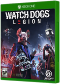 Watch Dogs Legion video game, Xbox One, xone